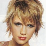 Cute Short Textured Shag Hairstyle , 9 Cute Short Textured Hairstyles In Hair Style Category