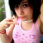 Emo Hairstyles , 7 Cute Short Emo Hairstyles For Girls In Hair Style Category