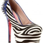 Grrace Spiked Platform Pumps , 7 Nice Macys Womans Shoes In Shoes Category