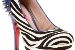 Shoes , 7 Nice Macys Womans Shoes : Grrace Spiked Platform Pumps