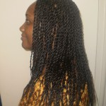 Hairstyle Senegalese Twist , 7 Charming Senegalese Twists Long Hair Styles In Hair Style Category
