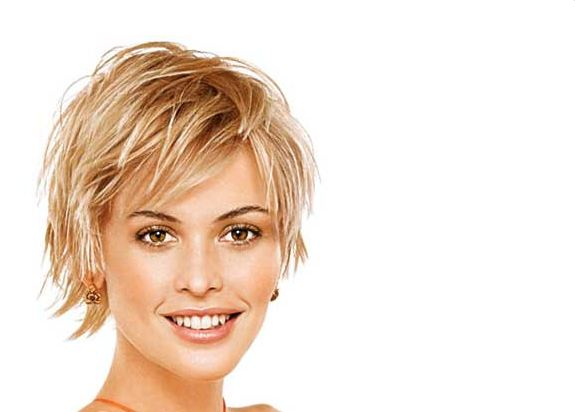 6 Beautifu Short Hairstyles For Fine Thin Hair in Hair Style
