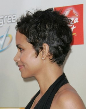 Halle Berry Short Hairstyles 2013 Idea : Woman Fashion ...