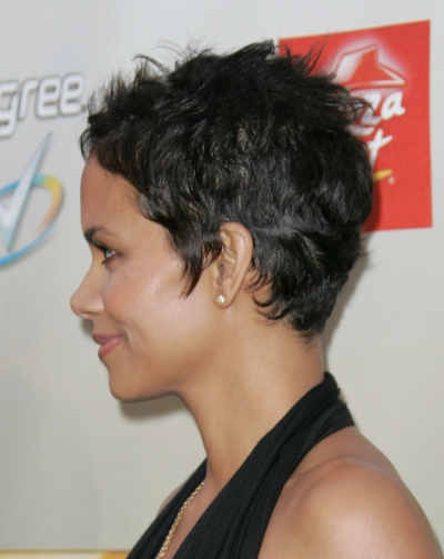 Halle Berry Short Hair Styles - Best Short Hair Styles