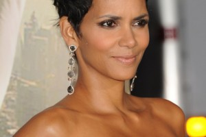 410x594px 8 Cool Halle Berry Short Hairstyles Picture in Hair Style