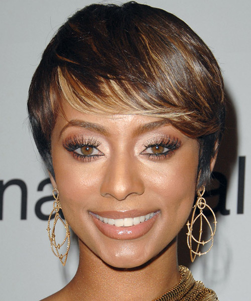 8 Cool Keri Hilson Short Hairstyles in Hair Style
