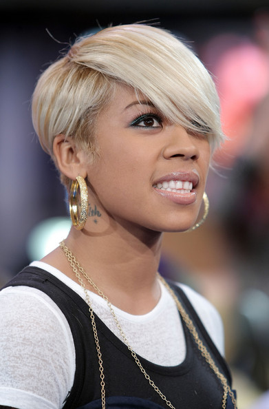 7 Nice Keyshia Cole Short Hairstyles in Hair Style