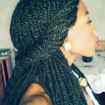 Kinky Senegalese twist , 7 Charming Senegalese Twists Long Hair Styles In Hair Style Category