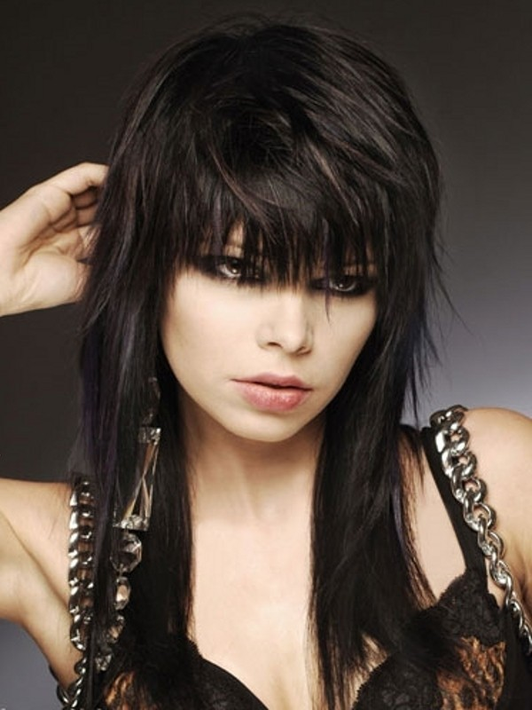 7 Pretty Long Choppy Hair Styles in Hair Style
