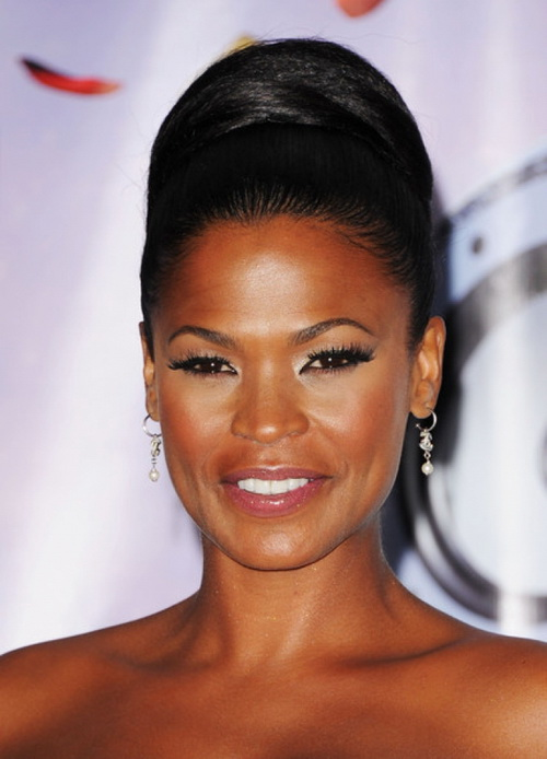 Hair Style , 7 Charming Nia Long Hair Styles : Long Hairstyles
