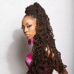 Long Loc Updo , 7 Charming Loc Styles For Long Hair In Hair Style Category