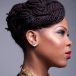 Long locs hairstyle , 7 Charming Loc Styles For Long Hair In Hair Style Category