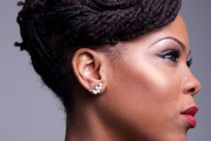 Hair Style , 7 Charming Loc Styles For Long Hair : Long locs hairstyle