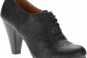 Shoes , 7 Nice Woman Oxford Shoes : Maxie Oxford Ankle Boots