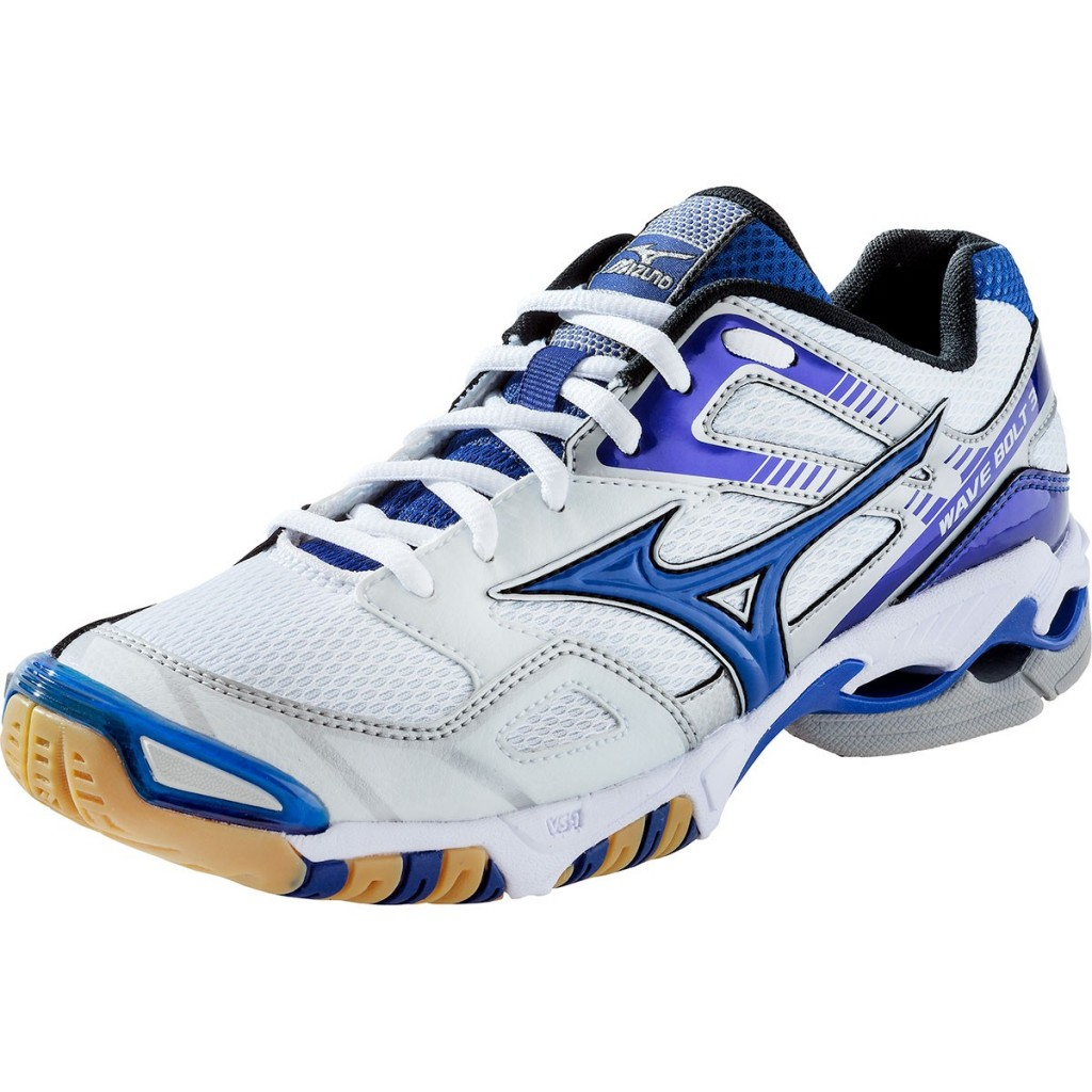 Shoes , 8 Nice Womans Volleyball Shoes : Mizuno Wave Bolt