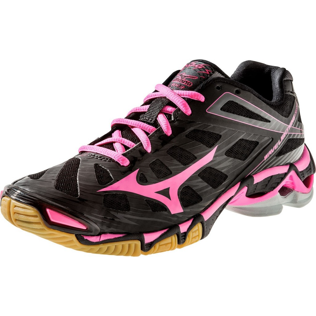Shoes , 8 Nice Womans Volleyball Shoes : Mizuno Wave Lightning