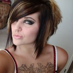 Modern Cool Emo Hairstyles for Girls , 7 Cute Short Emo Hairstyles For Girls In Hair Style Category