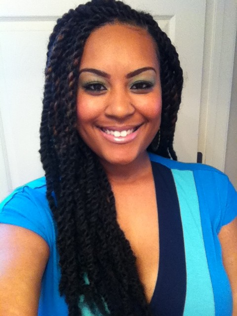 7 Charming Senegalese Twists Long Hair Styles in Hair Style