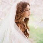 Natural Wavy Hairstyles , 5 Top Wedding Veil Styles With Long Hair In Hair Style Category