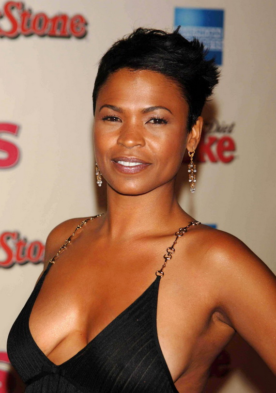 7 Charming Nia Long Hair Styles in Hair Style