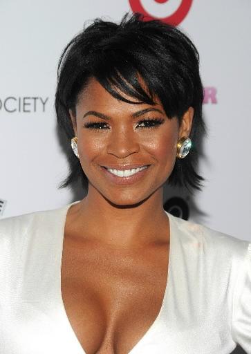 7 Cool Nia Long Short Hairstyles in Hair Style