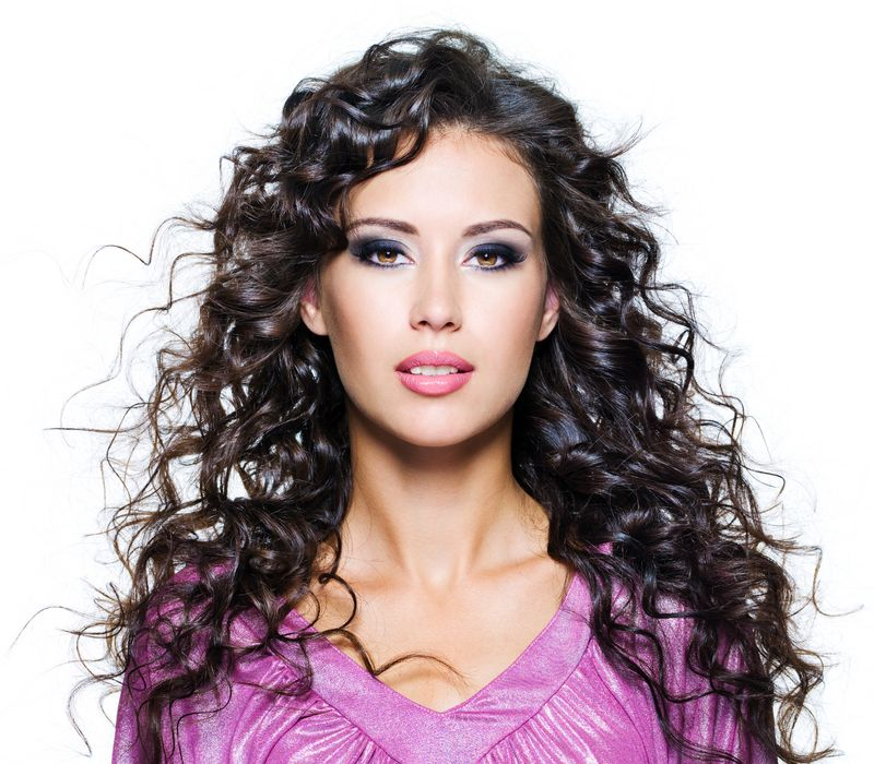 6 Wonderful Long Hair Perm Styles in Hair Style