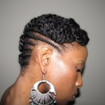 Protective Style , 7 Cool Protective Hairstyles For Short Natural Hair In Hair Style Category