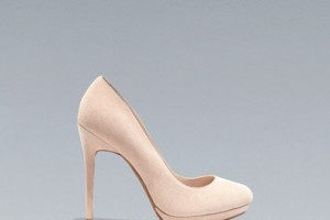 Shoes , 8 Gorgeous Zara Woman Shoes : SUEDE COURT SHOE