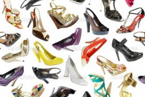 Shoes , 7 Nice Average American Woman Shoe Size : Shoe Vocabulary