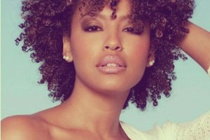 700x986px 5 Nice Naturally Curly Short Hairstyles Picture in Hair Style