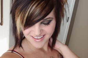 Hair Style , 7 Cute Short Emo Hairstyles For Girls : Short Emo Hairstyle For Girls