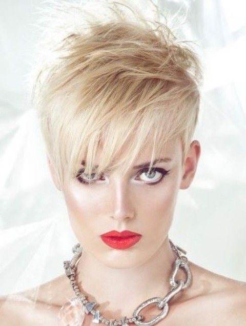 Hair Style , 6 Cool Funky Short Hairstyles : Short Funky Hairstyles For Teenagers