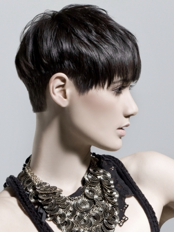 6 Cool Funky Short Hairstyles in Hair Style