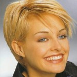 Short Hair 2013 Trend , 7 Nice Pictures Of Short Hairstyles For Fine Hair In Hair Style Category