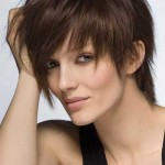 Short Hair for Women , 9 Cute Short Textured Hairstyles In Hair Style Category