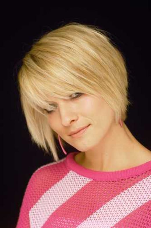 7 Nice Pictures Of Short Hairstyles For Fine Hair in Hair Style