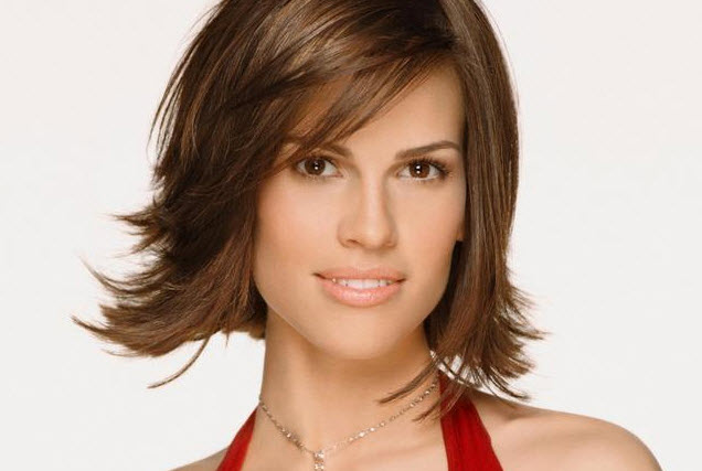 7 Beautiful Short Hairstyles For Oblong Faces in Hair Style
