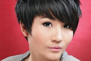 742x1024px 8 Nice Short Hairstyles For Oval Faces Picture in Hair Style