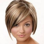 Short Hairstyles for Thin Hair 2013 , 8 Beautiful Short Hairstyles For Round Faces And Thin Hair In Hair Style Category