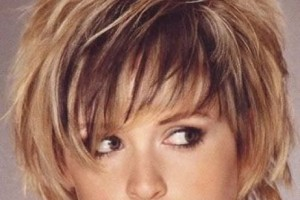 Hair Style , 6 Beautifu Short Hairstyles For Fine Thin Hair : Short Hairstyles