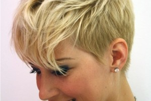Hair Style , 6 Beautifu Short Hairstyles For Fine Thin Hair : Short Layered Pixie Cut Fine Hair