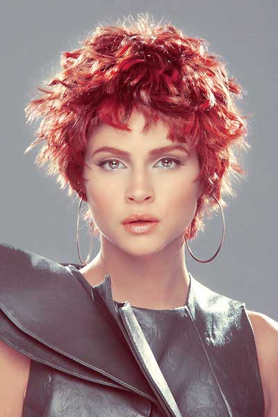Hair Style , 8 Cool Short And Sassy Hairstyles : Short Sassy Hairstyle