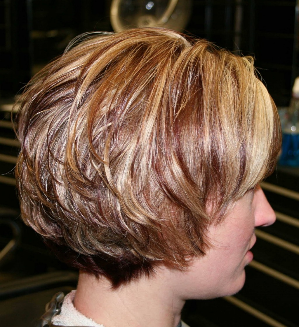 Hair Style , 7 Cute Hort Stacked Hairstyles : Short Stacked Hairstyles