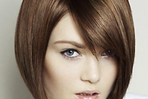 Hair Style , 7 Lovely Short Hairstyles For Fine Straight Hair : Short Straight Haircut for Women