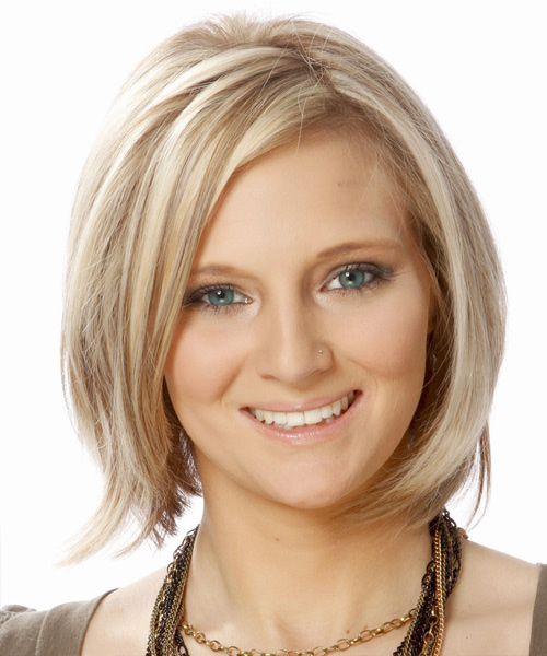 Medium Length Hairstyles Fine Straight Hair Hairstyle For Women