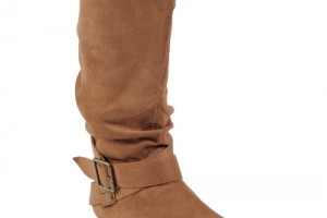 Shoes , 6 Nice Wide Width Womans Shoes : Slouchy Wide Width Boots