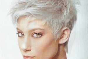 596x643px 7 Cool Short Sassy Hairstyles Picture in Hair Style