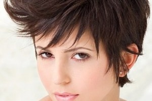 395x533px 7 Wonderful Short Spiky Hairstyles Picture in Hair Style