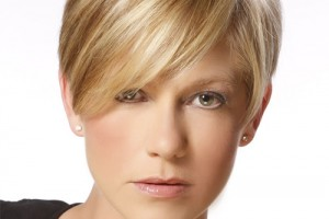 Hair Style , 8 Beautiful Short Hairstyles For Thin Hair 2012 : Sweet Short Hairstyles