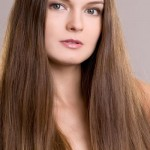 These angled layers , 6 Charming Long Layers Hair Styles In Hair Style Category